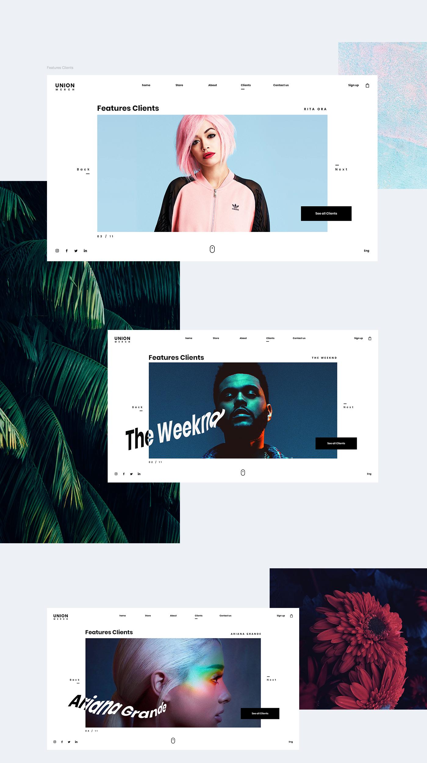 网站网页设计 -WD-15