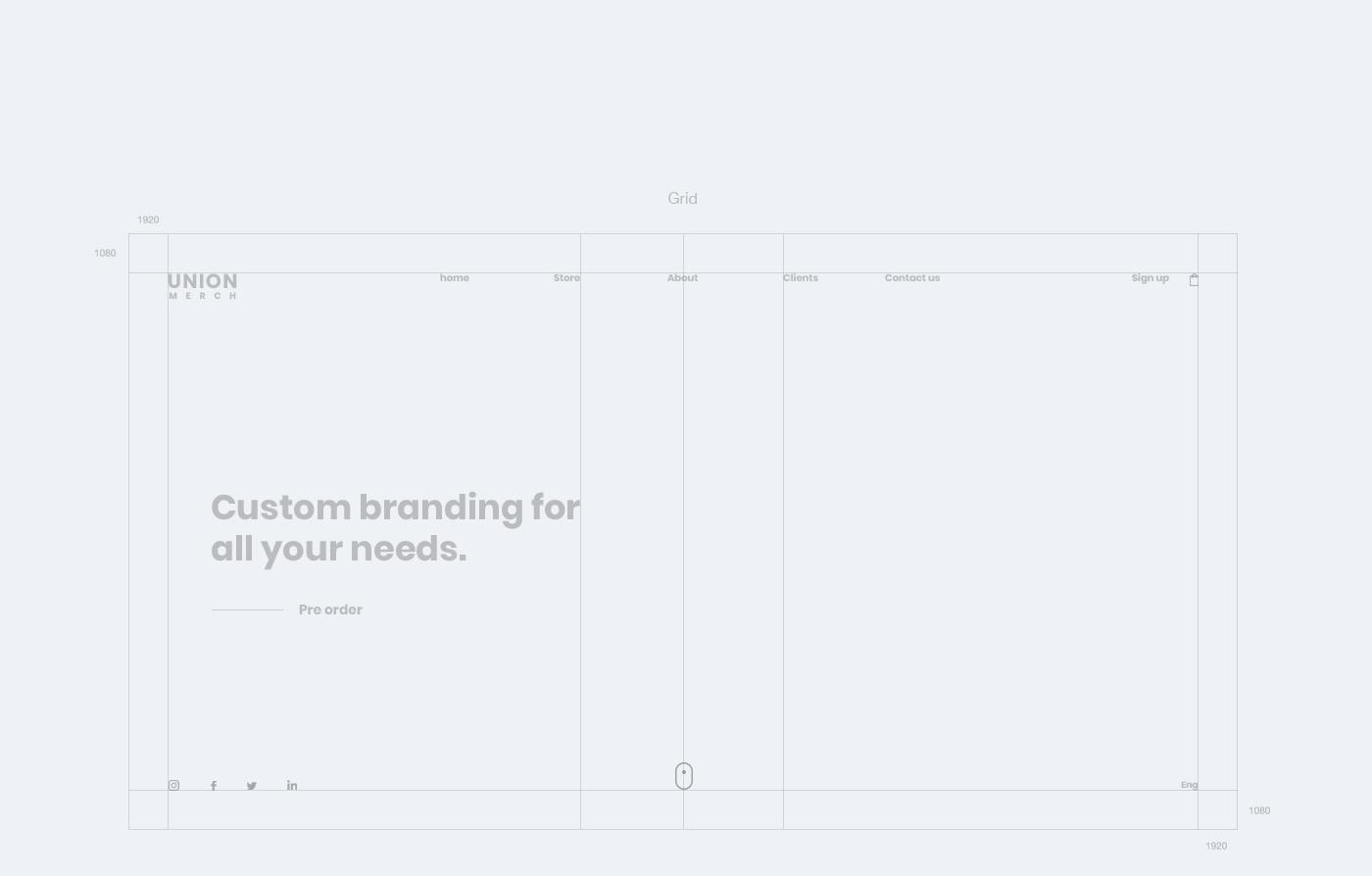 网站网页设计 -WD-4