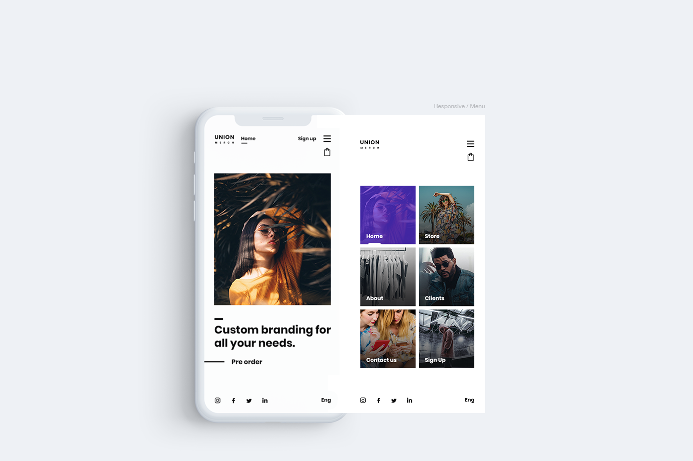 网站网页设计 -WD-5