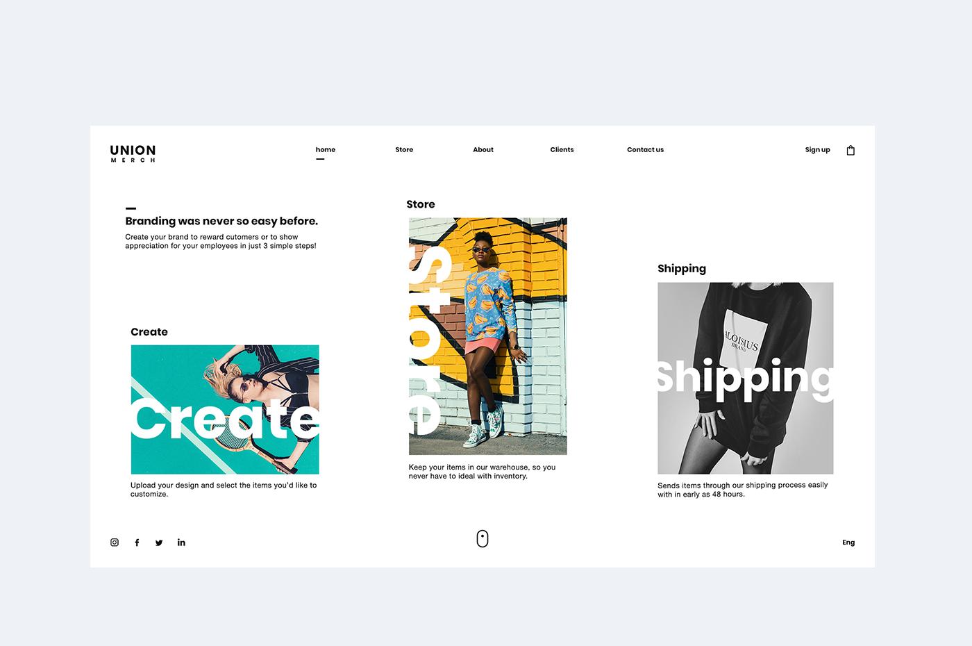 网站网页设计 -WD-6