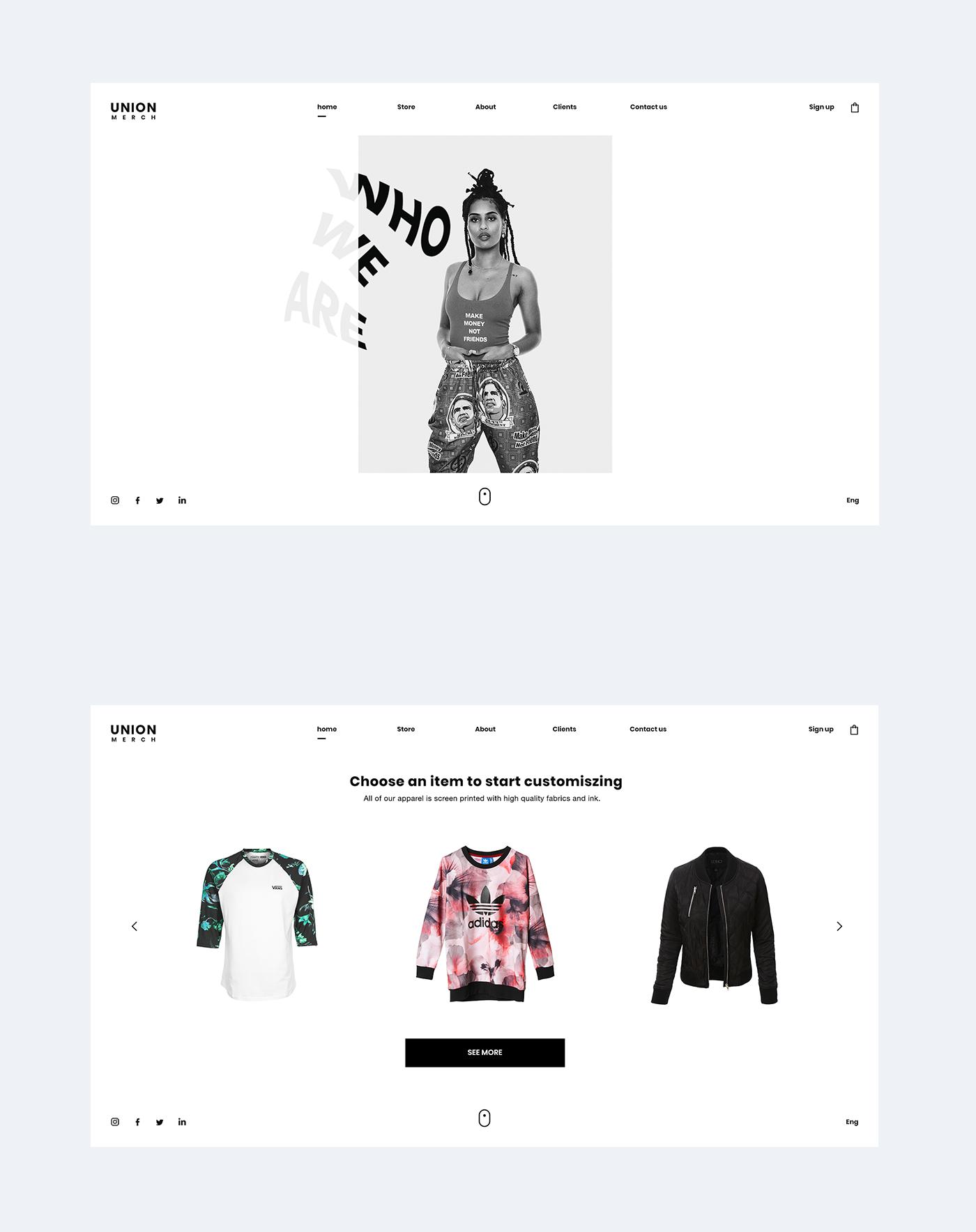 网站网页设计 -WD-8
