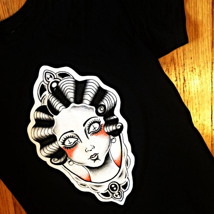 T恤印花图案设计定制 -TAOBAO-TEE-9